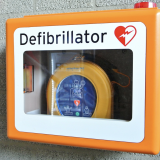 Defibs for local clubs