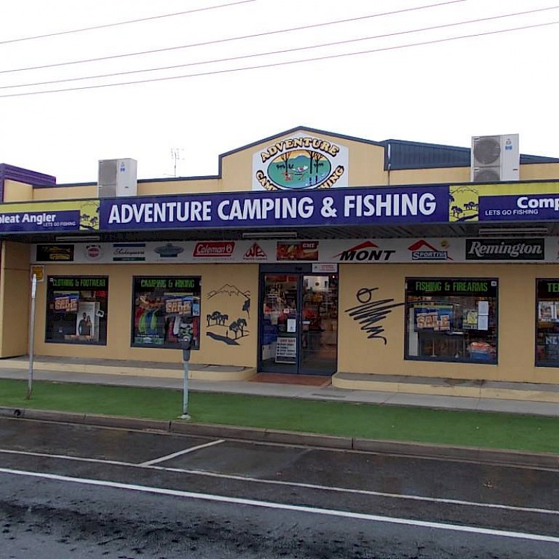 Adventure Camping and Fishing
