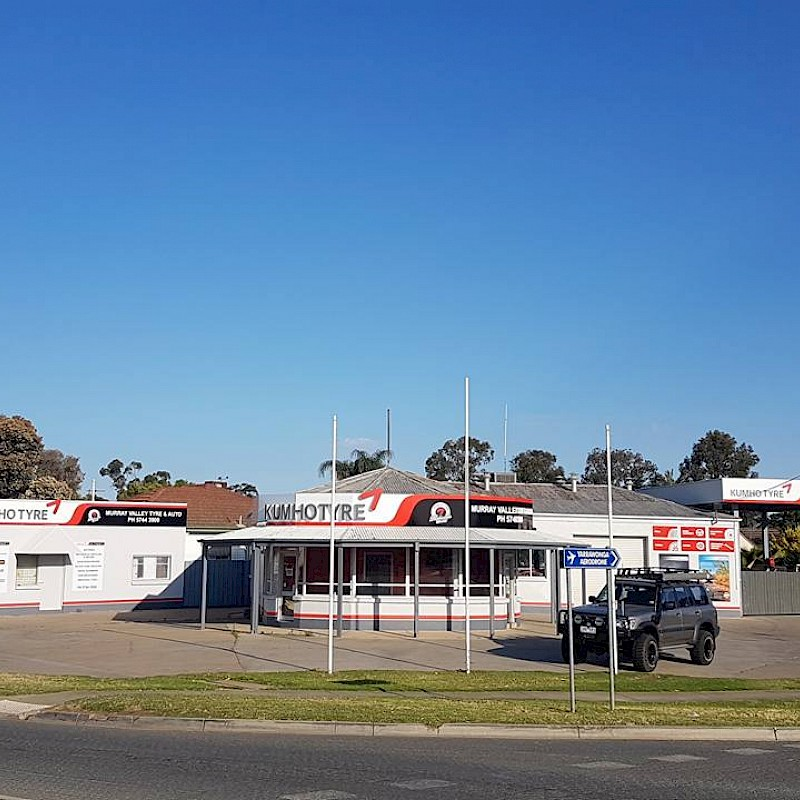 Murray Valley Tyre And Auto
