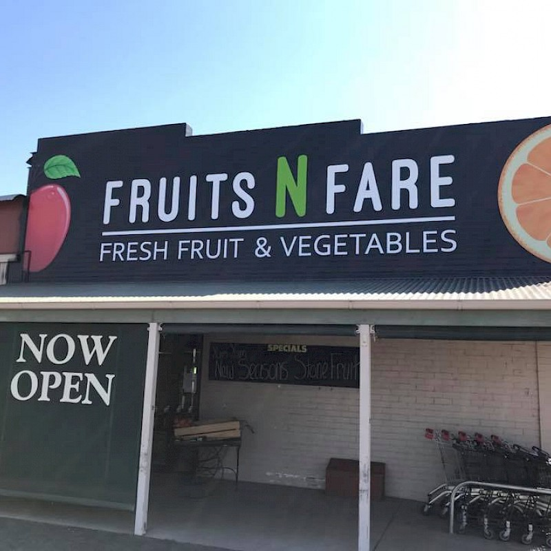 Fruits'nFare benalla