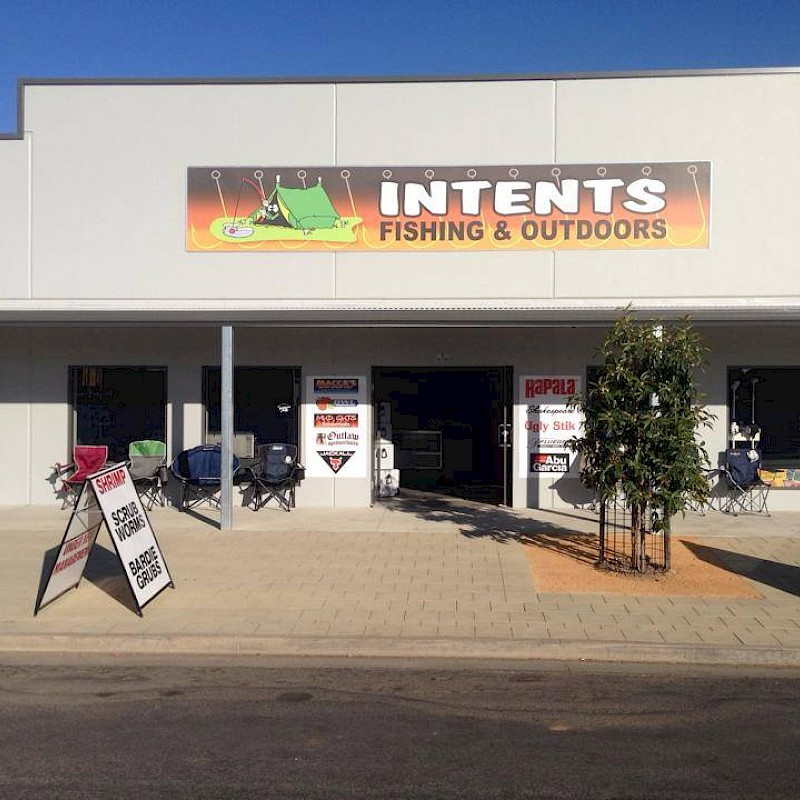 Intents Fishing & Outdoor