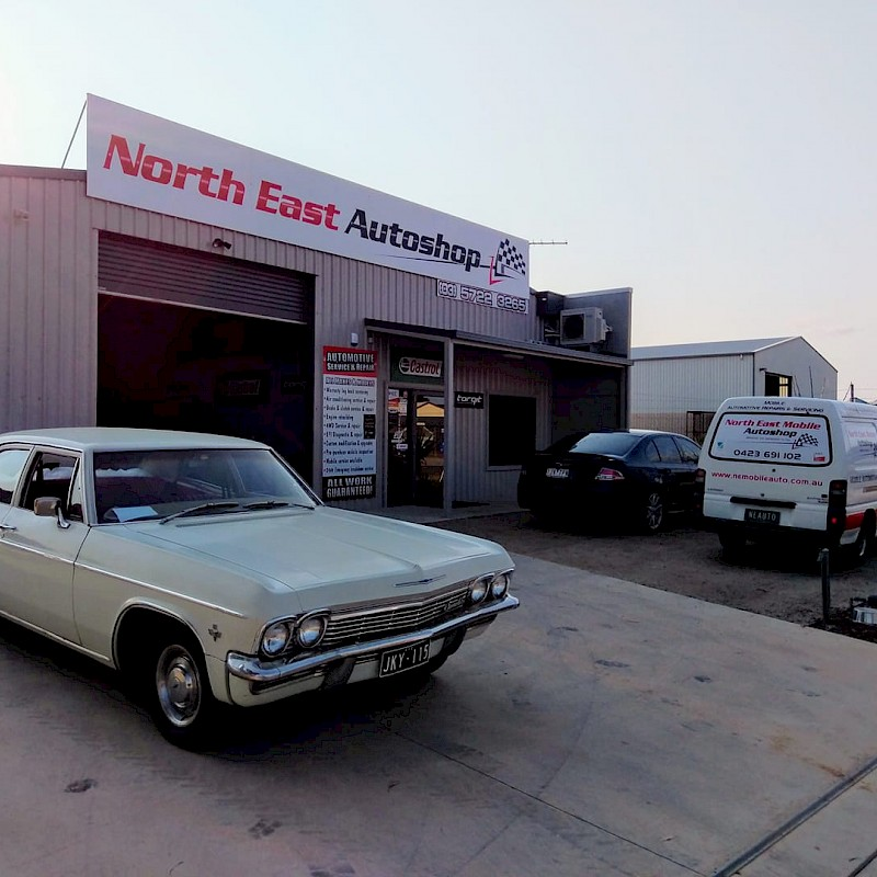 North East Autoshop